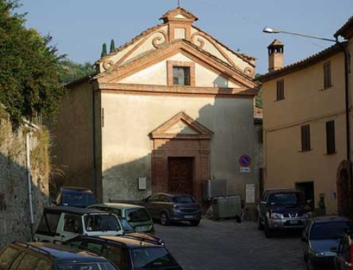 Chiesa compagnia di San Salvatore