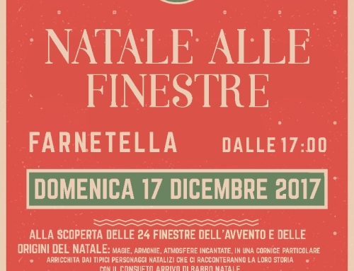 NATALE ALLE FINESTRE